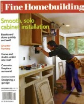 Fine Home Building Magazine